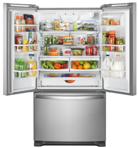 Wrf540cwhz Whirlpool 36 Counter Depth French Door Refrigerator With