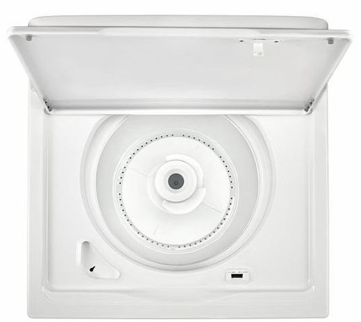 "WTW4616FW Whirlpool 28"" Top Load Washer with 3.5 cu. ft. Capacity and Deep Water Option - White"