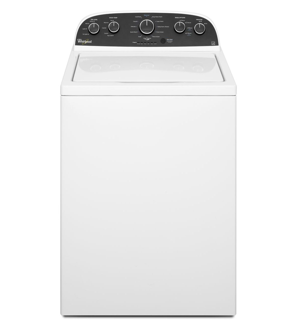 Reviews For Wtw4900bw Whirlpool 3 8 Cu Ft Top Load