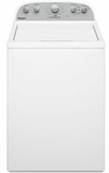 "WTW4955HW Whirlpool 28"" Top Load  3.8 cu. ft Washer with Water Level Selection and Dual Action Agitator - White"
