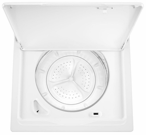 WTW5000DW Whirlpool 4.3 cu. ft. Cabrio High Efficiency Top Load Washer - White
