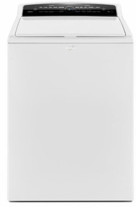 WTW7000DW Whirlpool 4.8 cu. ft. Cabrio High-Efficiency Top Load Washer with Industry-Exclusive ColorLast Option - White