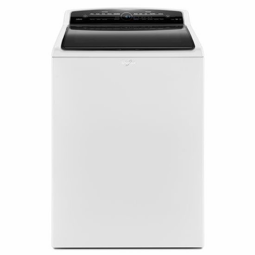 WTW7300DW Whirlpool 4.8 cu. ft. Cabrio High-Efficiency Top-Load Washer with Steam Clean Option - White