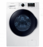 "WW22K6800AW Samsung 25"" Front Load washer with 2.2 cu. ft. Capacity and Super Speed - White"