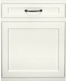 "ZDT915SIJII Monogram 24"" Fully Integrated Dishwasher with 5 Wash Settings and Hard Food Disposer - Custom Panel"