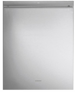 "ZDT915SSJSS Monogram 24"" Fully Integrated Dishwasher with 5 Wash Settings and Hard Food Disposer - Stainless Steel"