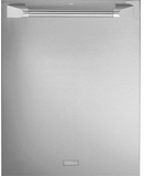 "ZDT975SPJSS Monogram 24"" Fully Integrated Dishwasher with 5 Wash Settings and Hard Food Disposer - Stainless Steel"