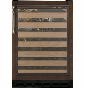 "ZDWI240HII Monogram 24"" Wine Reserve - Custom Panel"