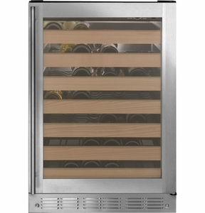 "ZDWR240HBS Monogram 24"" Wine Reserve - Stainless Steel"