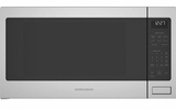 "ZES1227SLSS Monogram 24"" 2.2 Cu. Ft. Countertop Microwave Oven with Sensor Cooking Controls and Extra Large 16.5"" Turntable - Stainless Steel"