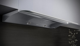 "ZGE-E36AS290 Zephyr Genova 36"" Under Cabinet Hood with 290 CFM Blower - Stainless Steel"