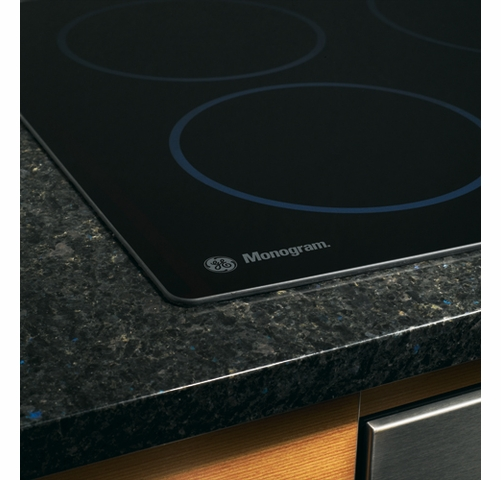 Zhu36rbmbb Ge Monogram 36 Induction Cooktop Black