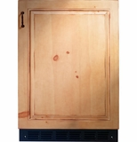ZIBI240HII GE Monogram Bar Refrigerator Module - Custom Panel