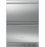 ZIDS240HSS GE Monogram Double-Drawer Refrigerator Module - Stainless Steel