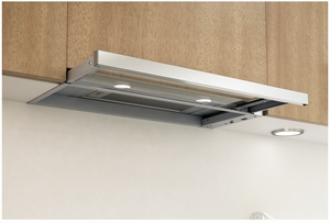 "ZPIE30AG290 Zephyr Pisa 30"" Under Cabinet Range Hood with 290 CFM Blower - Stainless Steel"