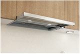 "ZPIE36AG290 Zephyr Pisa 36"" Under Cabinet Range Hood with 290 CFM Blower - Stainless Steel"