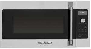 ZSA1202JSS Monogram Advantium 120 Above-the-Cooktop Speedcooking Oven with 300 CFM Venting - Stainless Steel