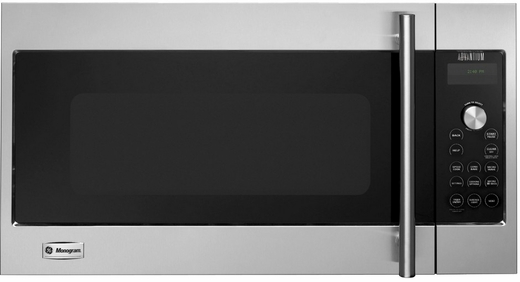 ZSA2201RSS GE Monogram Advantium 240 Above-the-Cooktop Speedcooking Oven - Stainless Steel