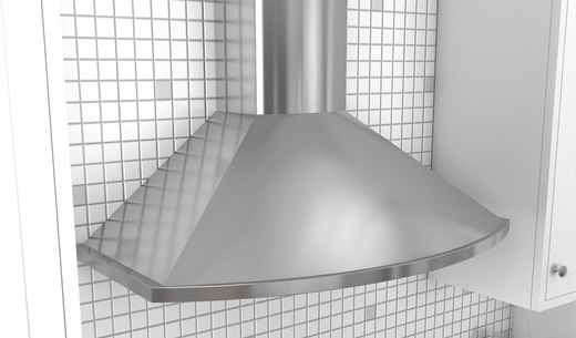"ZSA-E30CS Zephyr Essentials Collection 30"" Savona Wall Hood - Stainless Steel"