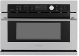 "ZSC1001JSS Monogram 27"" Built-In Oven with Advantium Speedcook Technology - 120V - Stainless Steel"