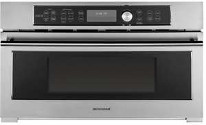 "ZSC1201JSS Monogram 30"" Built-In Oven with Advantium Speedcook Technology - 120V - Stainless Steel"