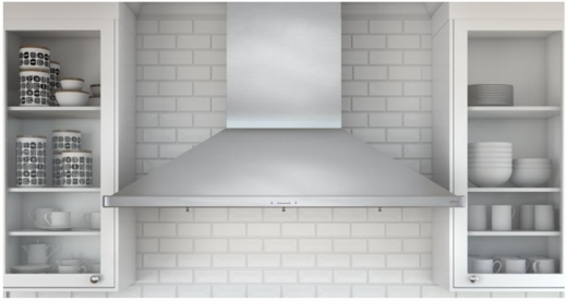"""ZSP-E48BS Zephyr 48"""" Siena Pro Wall Mount Range Hood with 1200 CFM Blower and ICON Touch Controls - Stainless Steel"""
