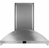 "ZV950SDSS Monogram 36"" Wall Mount Vent Hood - Stainless Steel"