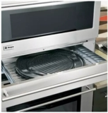 ZX2201NSS Monogram Advantium Wall Oven Storage Drawer