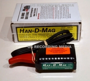 Han D Mag Tape Head and Path Demagnetizer by RB Annis 115 Volt