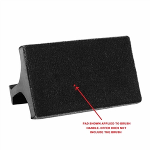 Mobile Fidelity Replacement Pads for Record Cleaning Brush