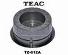 "TEAC TZ-612A NAB Reel Hub Adapter for 1/4"" Reels Single Adapter"
