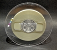 "TME™ Clear Precision Leader Tape 1/4"" X 1500 Ft on Reel"
