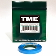 "TME™ True Studio/Archival Splicing Tape AC1S94B1C for 1/4"" Recording Tape 82' Poly Pack©"