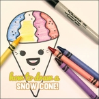 Do You Want to Draw a Snow Cone?