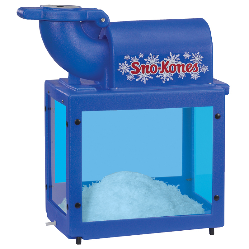 Sno king professional snow cone machine only for Blue print maker