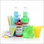 The Perfect Accessories for the Perfect Snow Cone Party
