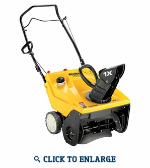 Cub Cadet 1x 21 Single Stage 21