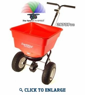 Earthway 2170PRO 100LB Commercial/Professional Broadcast Spreader