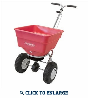 Earthway 2170PRO-SS 100LB Stainless Steel Commercial Spreader