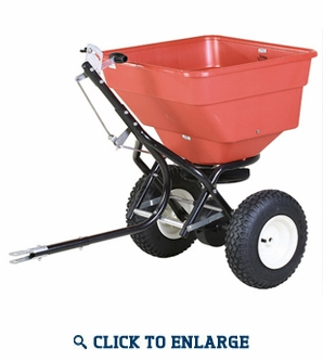 Earthway 2170T 100LB Commercial Tow Behind Spreader