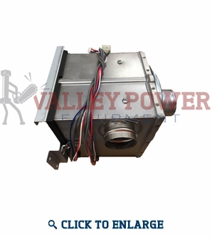 Toyostove Blower Motor Assembly With Case - 20478748