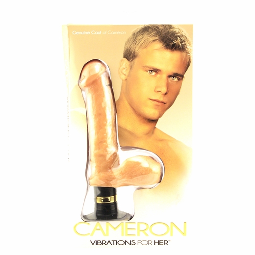 Cameron For Her Realistic Vibrator