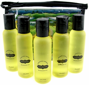 Massage Oil Gift Pack by Kama Sutra