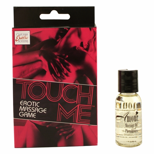 Our Date Night Kit - With Game, Massage Oil and Vibrator