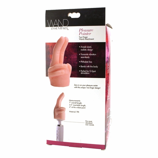 Two Finger Magic Wand Attachment