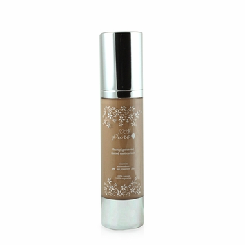 100% Pure Cosmetics Tinted Moisturizer in Tan (Toffee)