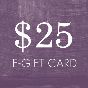 $25 Email Gift Card in Chevron