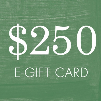 $250 Email Gift Card in Stars
