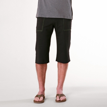 4-rth Eco Track Short in Black