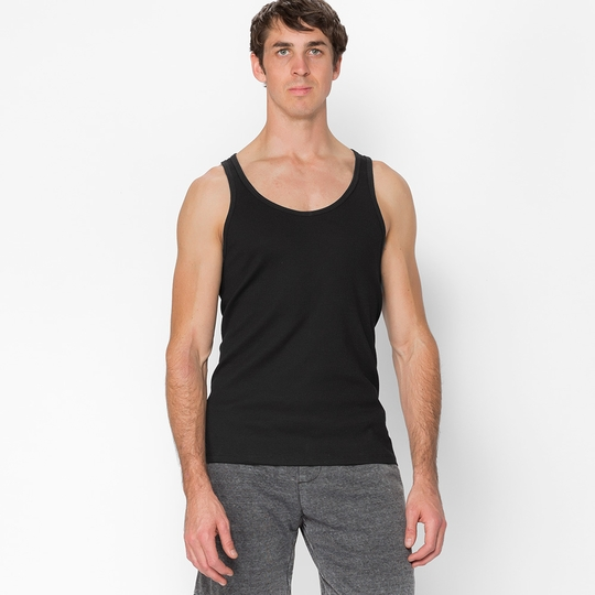 SALE / 4-rth Sustain Tank ( Black )